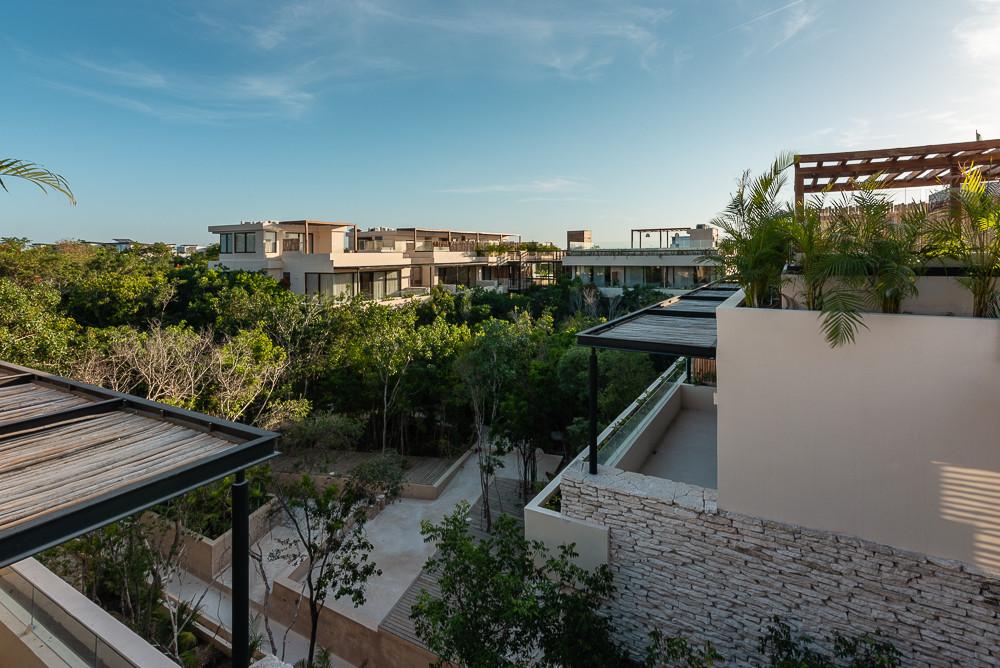 Vista Proyecto Copal Tulum