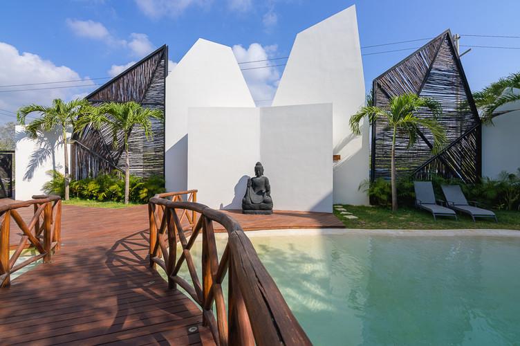 DK Tulum 121  | BlueSky | Architectural