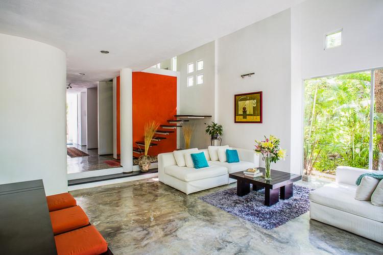 Playacar Yoga Retreat House-2