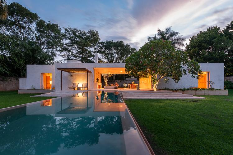 Casa Sisal Yucatan, Hacienda Sac Chich-3