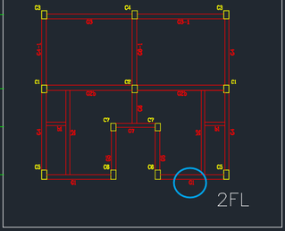 如何繪製樑撿料圖(四)實際繪製樑撿料圖