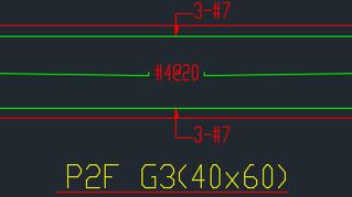 【樑】圍束區的計算