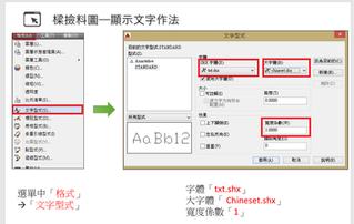 AutoCAD 文字變問號??