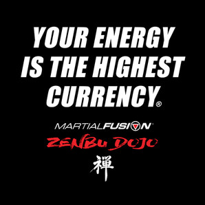 YOUR ENERGY IS THE HIGHEST CURRENCY®
