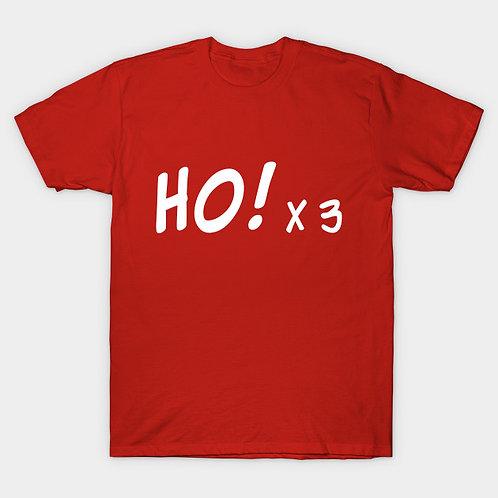 HO! x3