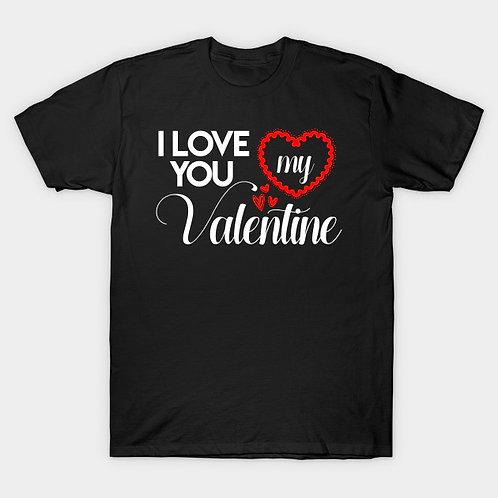 I Love You My Valentine