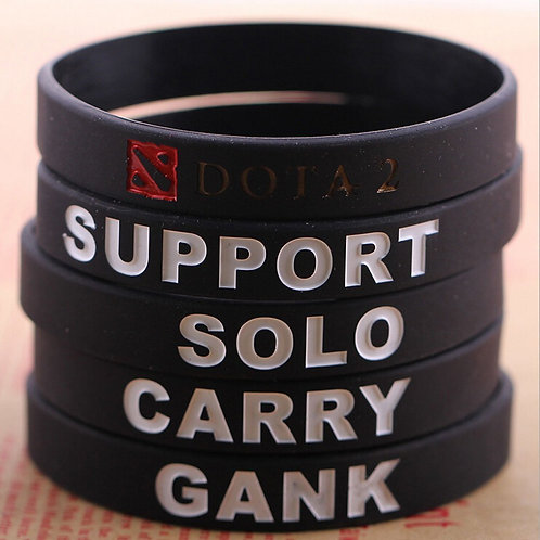 DOTA Silicone bands