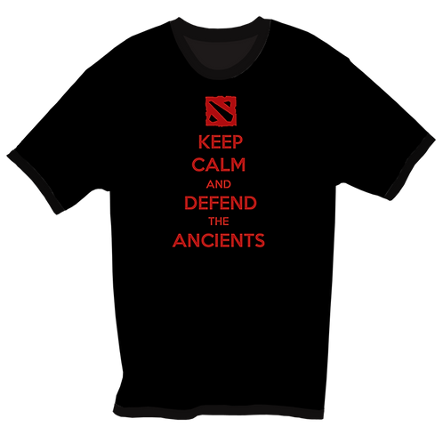 Keep calm and defend the ancients