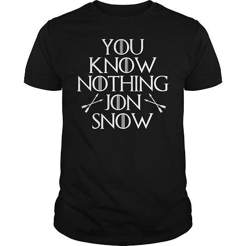 GOT: You know nothing Jon Snow