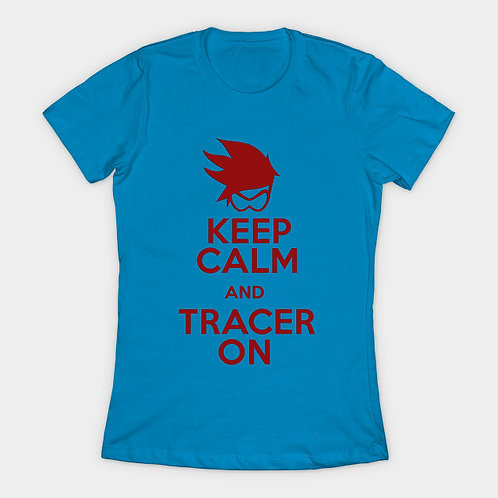Overwatch: Keep Calm and Tracer On