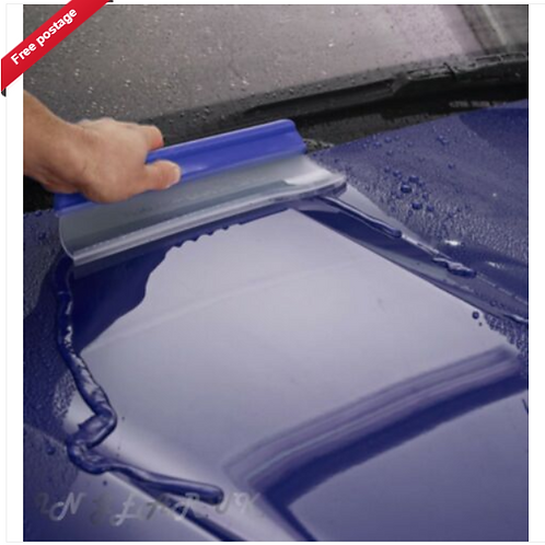 Soft Blade Silicone Squeegee