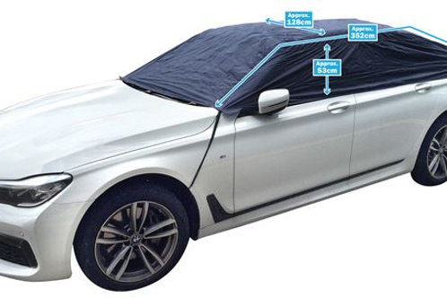 CAR TOP COVER - LARGE