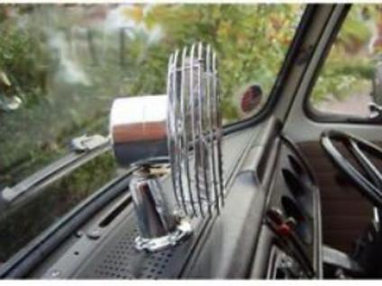 Car fan 12v Delux