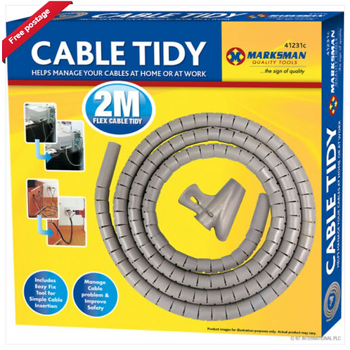 2M Cable Tidy