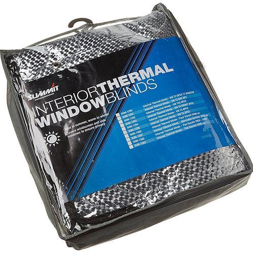 8pc VW T4 Van window Windscreen thermal blind interior mats thermo internal