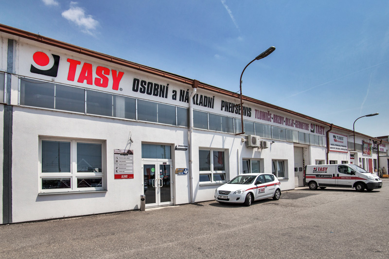Pneuservis TASY Brno-Slatina