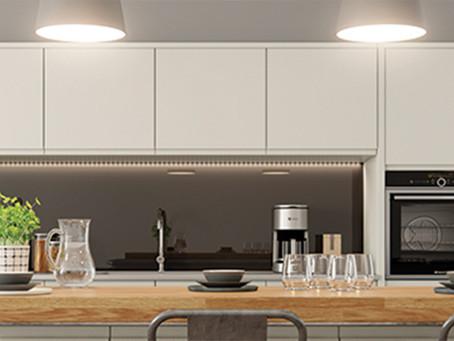 Kitchen lighting - countdown