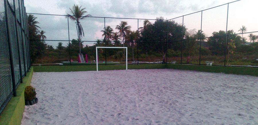 Campinho de areia
