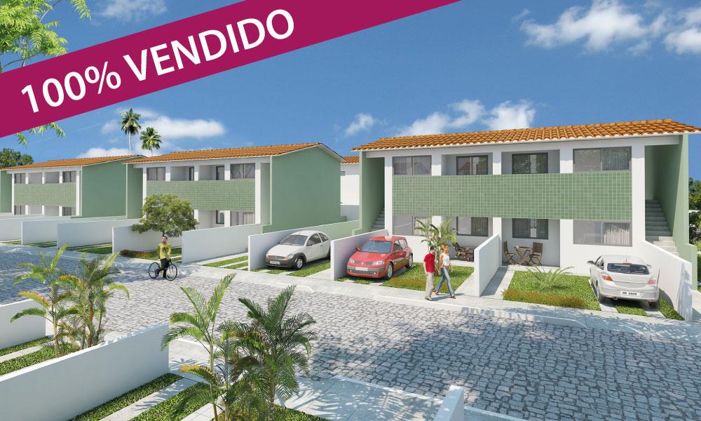 Residencial Oliveiras A, B e C