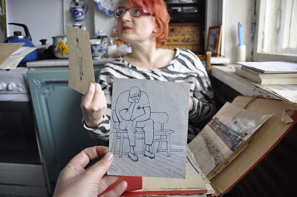 Curator Ekaterina Sharova
