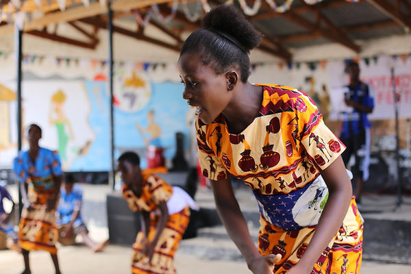 Nkhotakota Youth Organisation Dance Trou