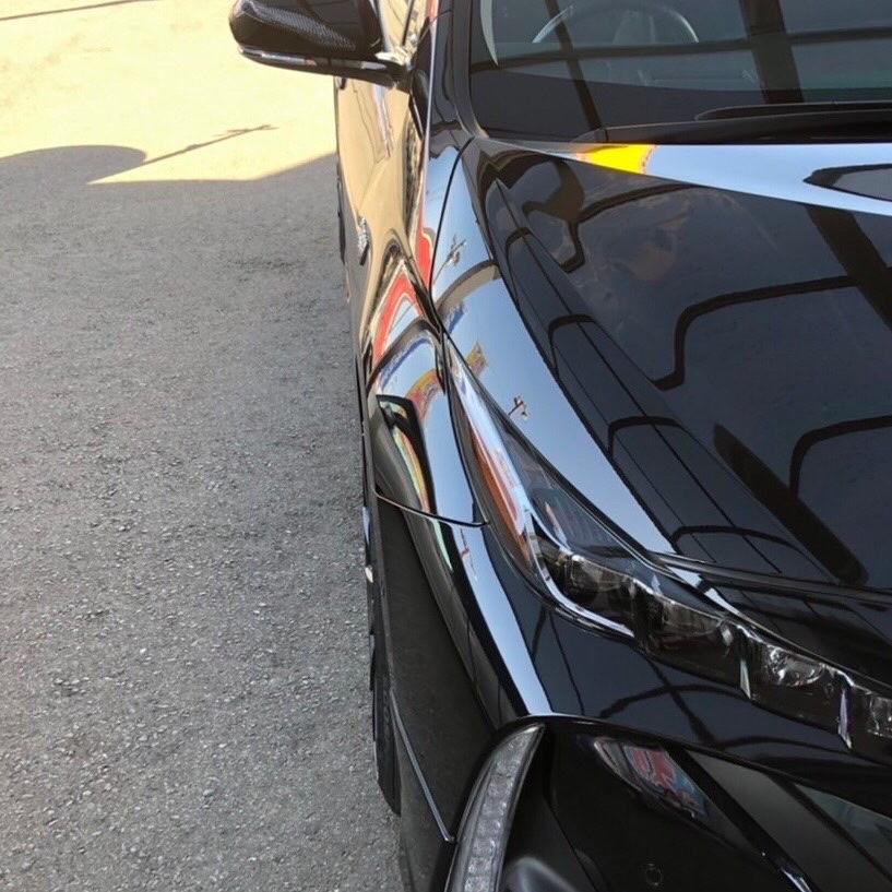 トヨタ 50 プリウス PHV エンケイ チューニング FC01 18インチ 8.5J フィン エコカー ENKEI  インペリアル