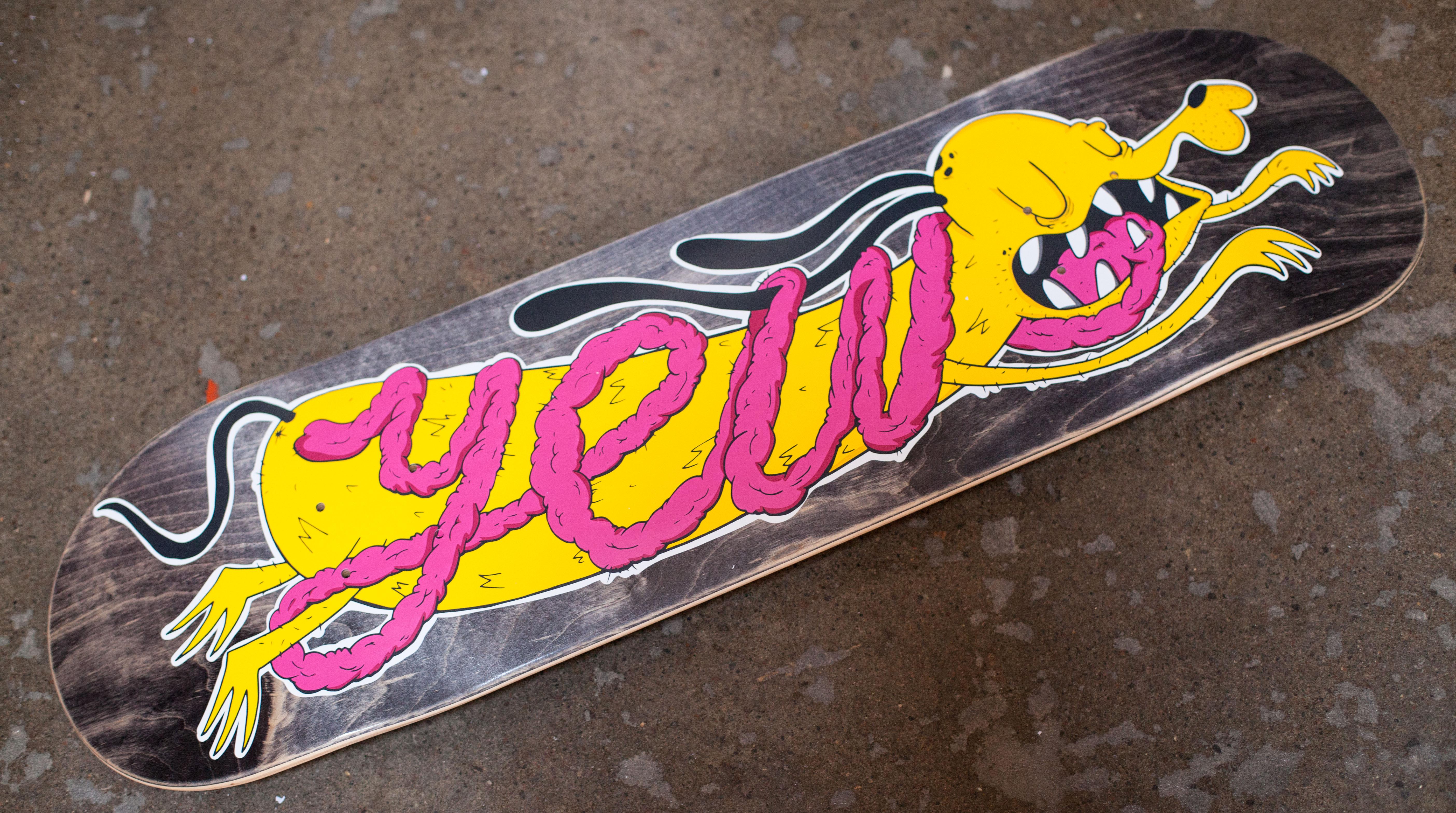 Yew Skateboards