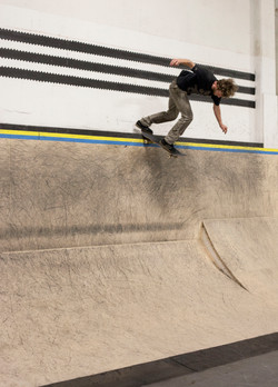 Silas Baxter-Neal - Back Tail