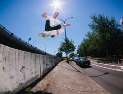 Joey Dolin - Wallie Footplant