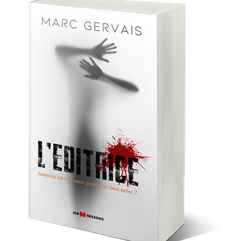 L'Editrice (Marc Gervais) 960 pages