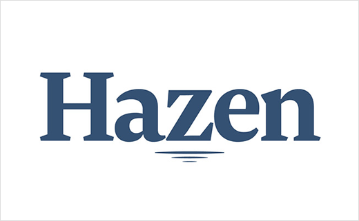 pentagram-logo-design-Hazen-and-Sawyer