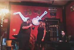 Melinda Rose & Kevin Mahogany