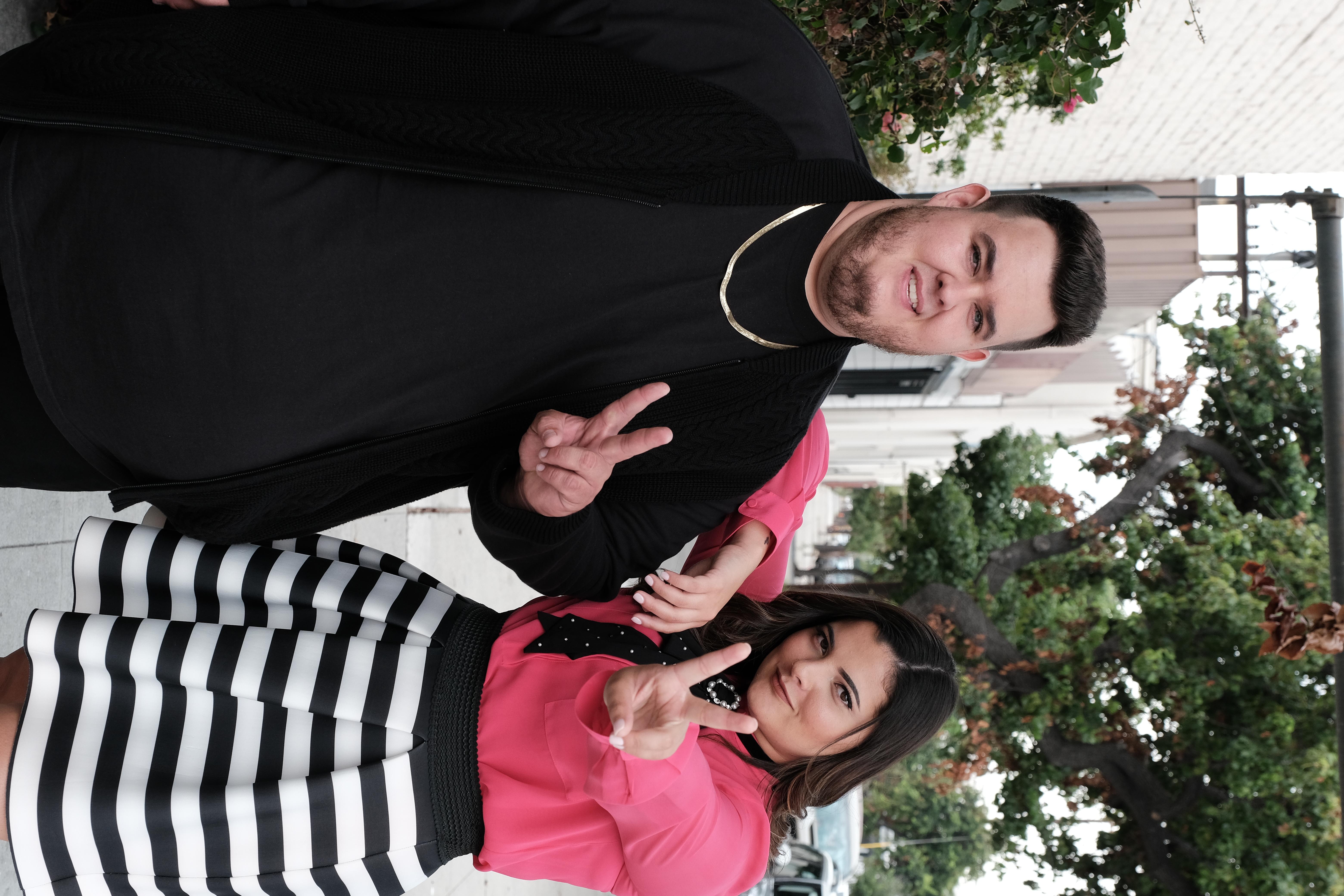 Melinda Rose & Shane Q