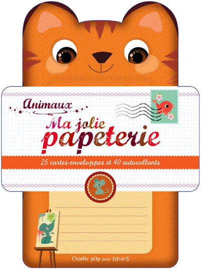 Ma jolie papeterie || Animaux