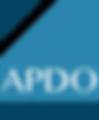 APDO LOGO FINAL (transparent background