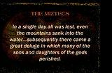 The Miztecs