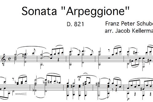 F. Schubert - Arpeggione Sonata