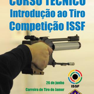 Curso de Iniciação ao Tiro de Competição ISSF