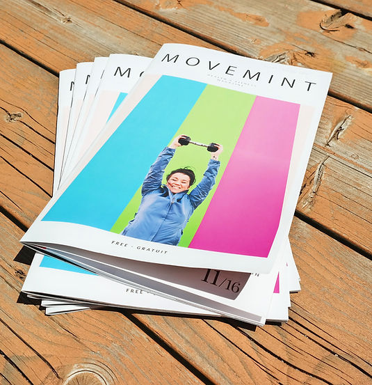MOVEMINT Magazine