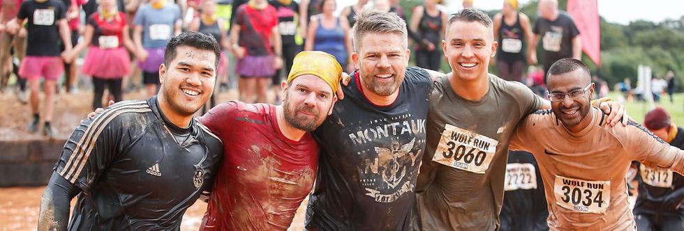 Strong Team|Wolf Run