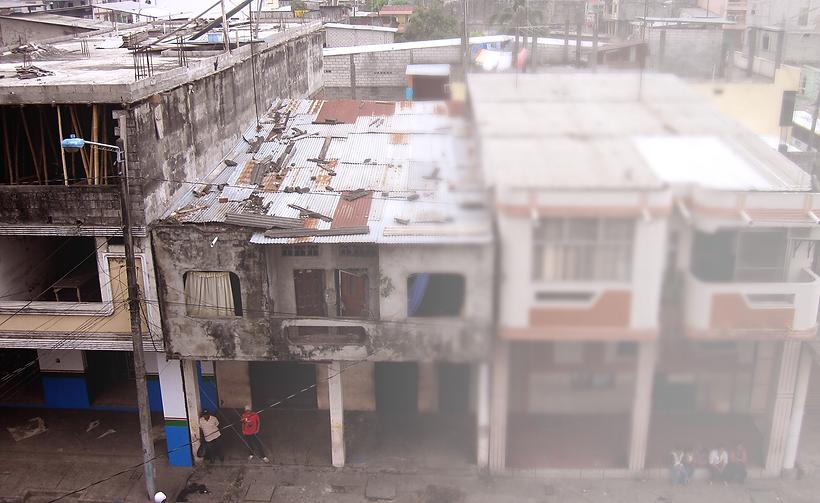 Third world country housing