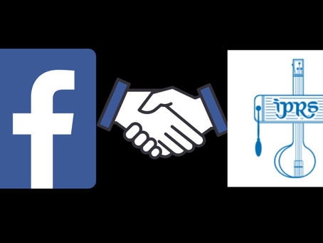 Facebook Enters into a Music Licensing Deal with IPRS