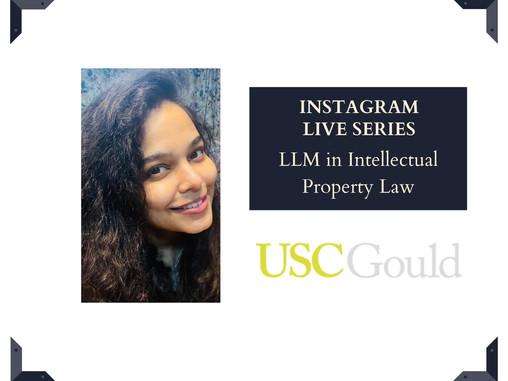 Nikita Shankar on LLM in IP Law from University of Southern California