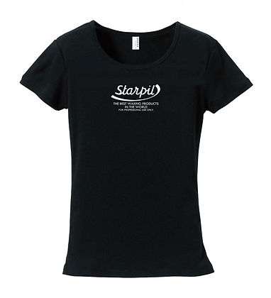 Starpil Wax Official Tシャツ(ブラック)