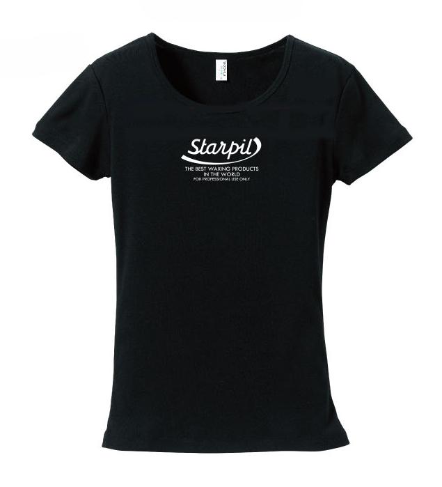 スターピルワックス公式Tシャツ|ブラック