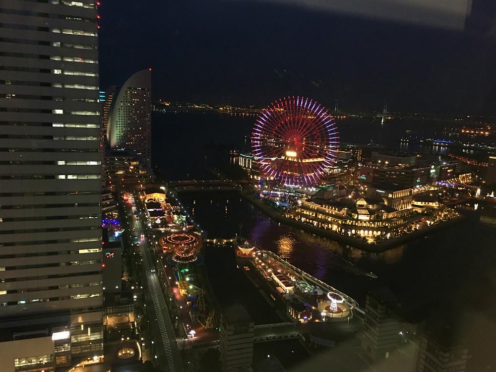 スターピルセミナー横浜夜景