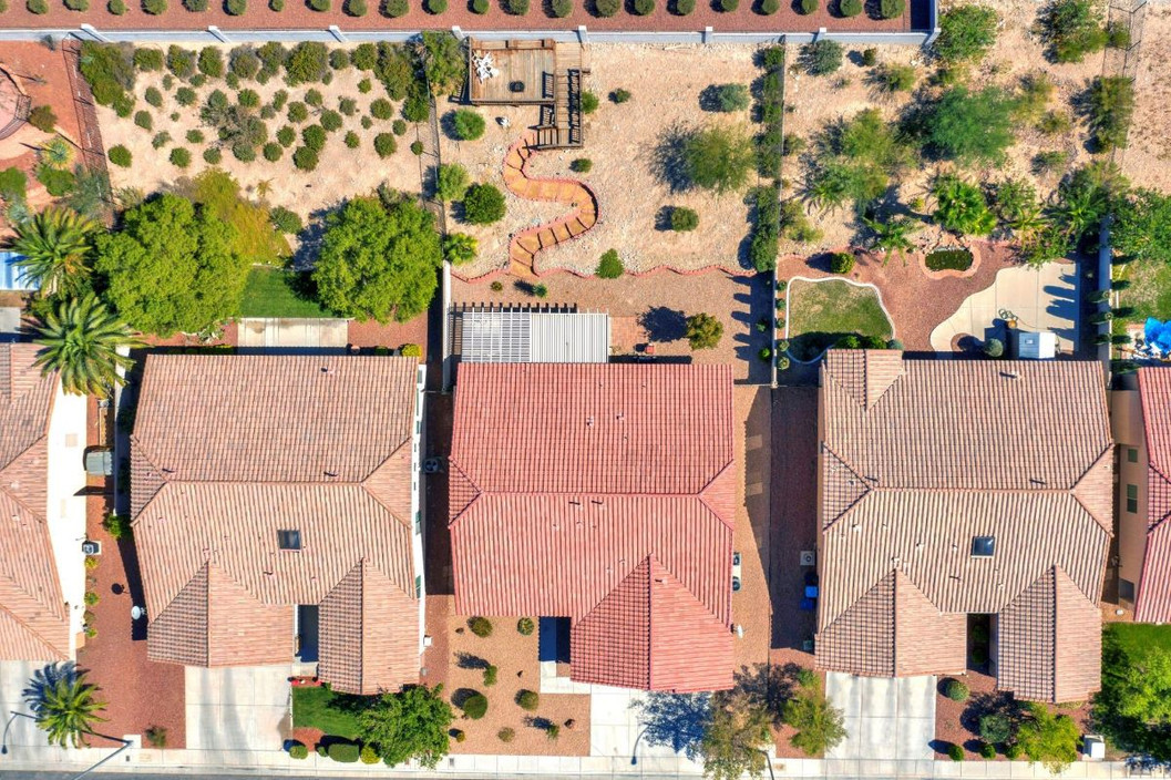 Las Vegas aerial photographer