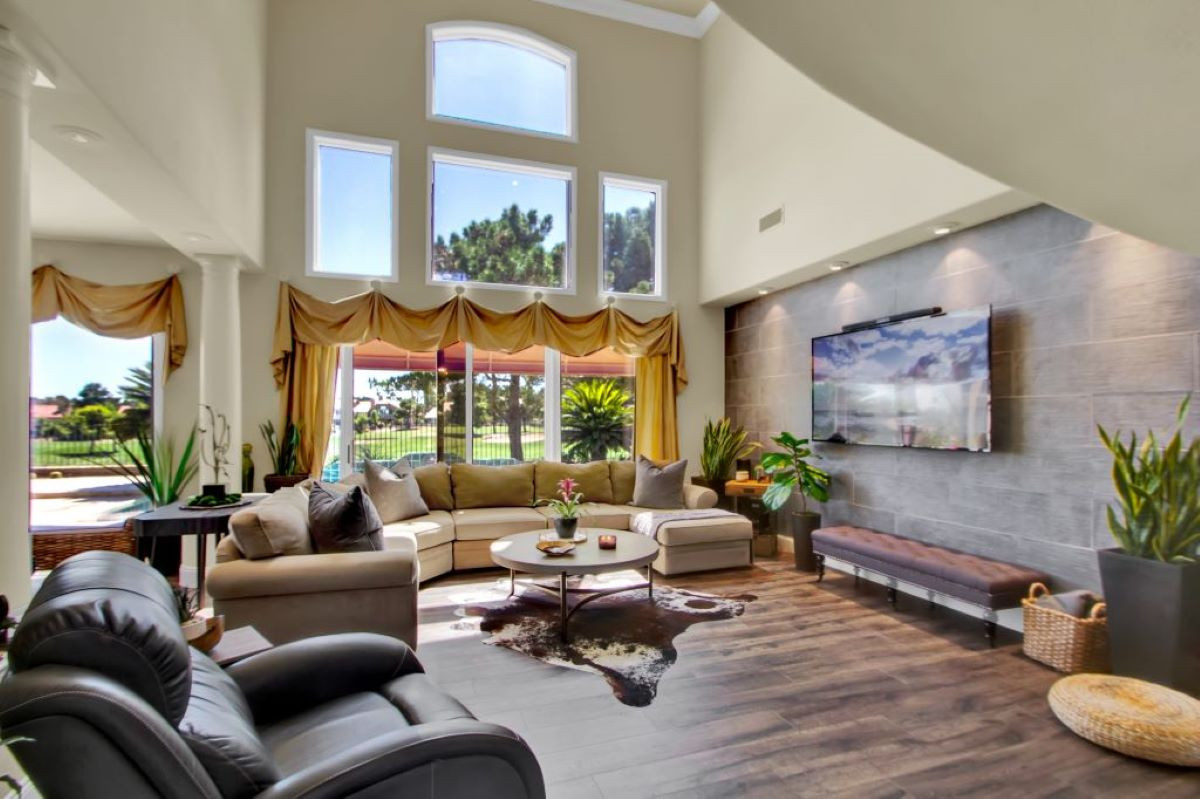 Las Vegas luxury real estate photography