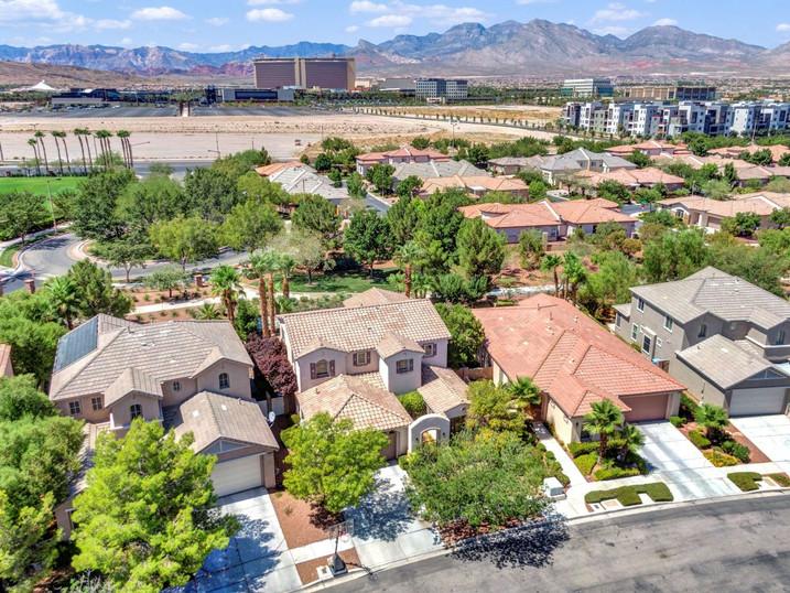 Las Vegas drone photographer