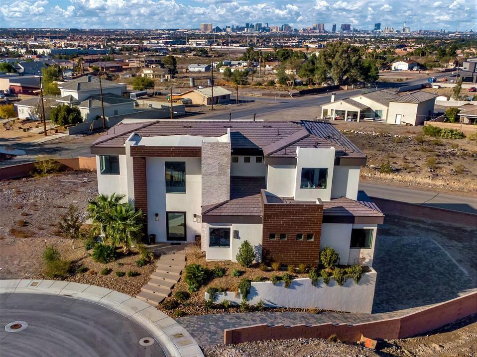 aerial photographer Las Vegas